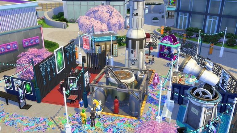 Hur man dejtar i Sims Freeplay
